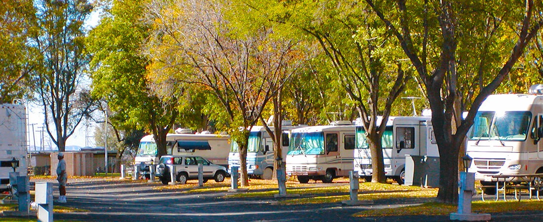 Year Round RV Storage - Cherry Valley Lakes Resort