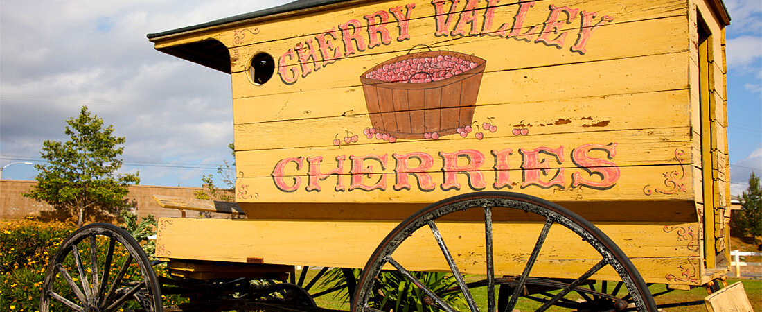 Cherry Valley Lakes Resort - Old West Carriage