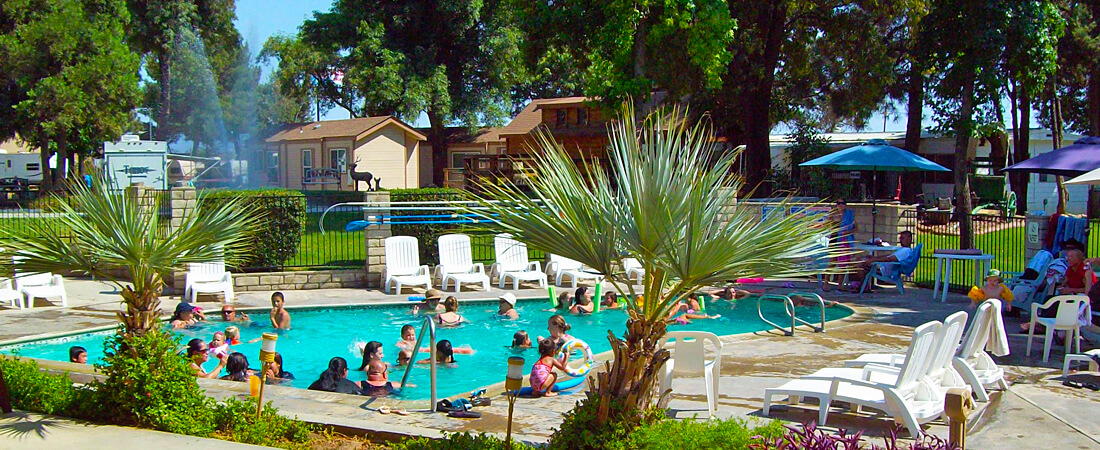 Cherry Valley Lakes Heated Swimming Pool
